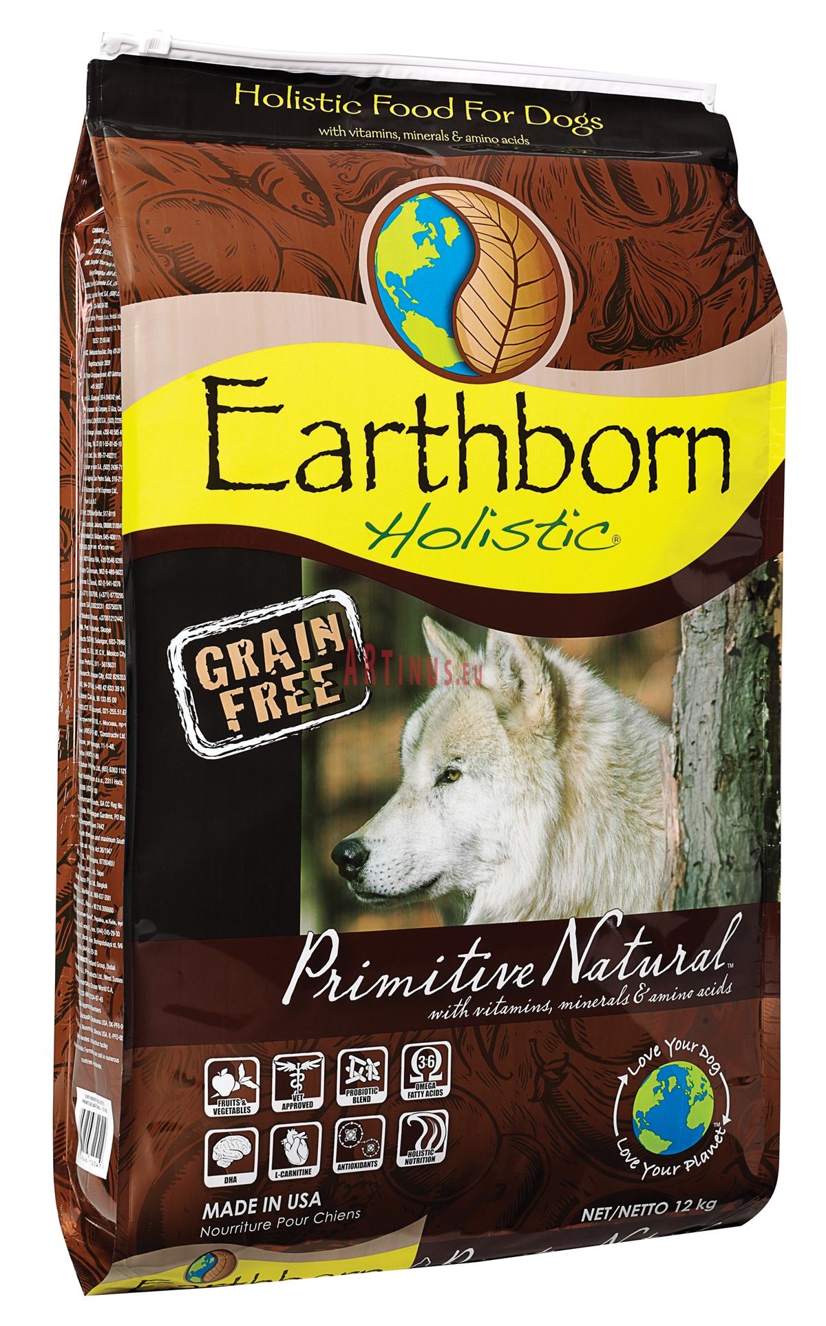 Earthborn holistic puppy vantage