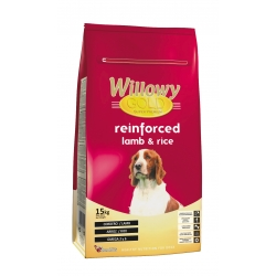 Willowy Gold Adult Lamb&Rice 15kg
