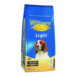Willowy Gold Light & Sterilised 15kg