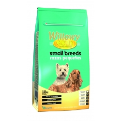 Willowy Gold Adult Small-Mini 10kg + Foolee Gratis
