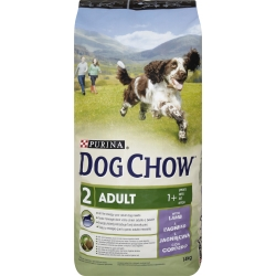 Purina Dog Chow Adult z Jagnięciną 14kg